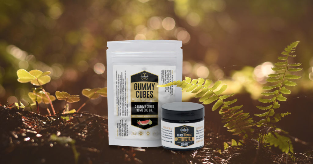 Remedi CBD Products