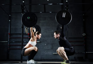 Weight Training with CBD