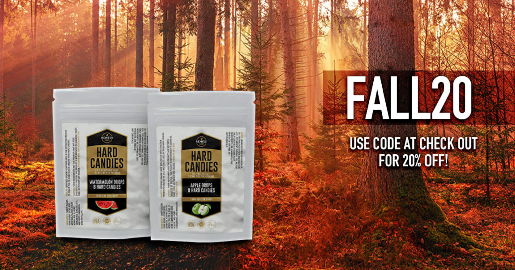 Discount 20% on Hard Candies Code – Fall 20